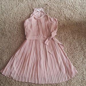 LC Lauren Conrad Dusty Rose Dress